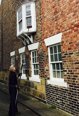 window cleaning newcastle